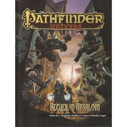 Recueil d'Absalom (jdr Pathfinder Univers en VF) 001