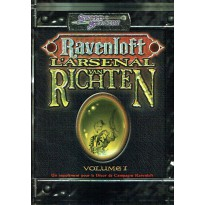 Ravenloft - L'Arsenal Van Richten Volume 1 (Sword & Sorcery d20 System en VF) 002