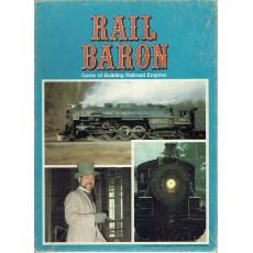 Rail Baron - Game of building Railroad Empires (jeu de stratégie Avalon Hill)