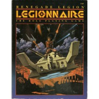 Legionnaire (Renegade Legion Role Playing Game) 001