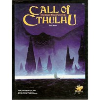 Call of Cthulhu - Horror Roleplaying (Livre de base 6th Edition en VO) 001
