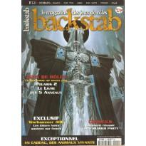 Backstab N° 12 (magazine de jeux de rôles) 001