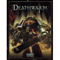 Deathwatch - Le Jeu de Rôle dans les Ténèbres du 41ème Millénaire (Livre de base en VF)  001