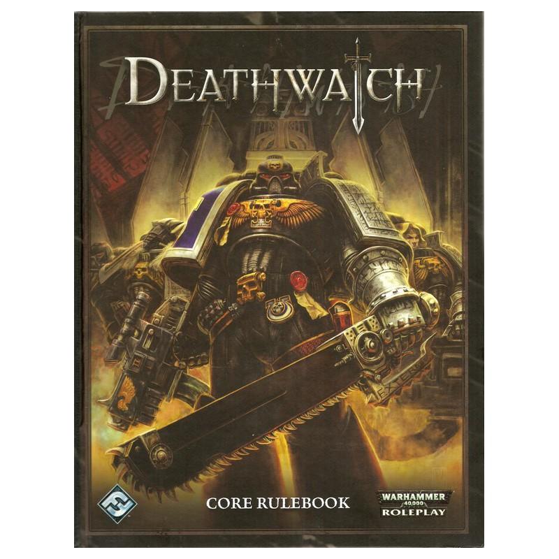 deathwatch livre de base pdf