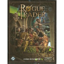 Rogue Trader - Core Rulebook (Livre de base en VO) 001