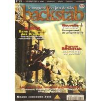 Backstab N° 19 (magazine de jeux de rôles) 001