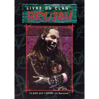 Le Livre du Clan Brujah (Vampire La Mascarade en VF) 002