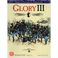 Glory III - Battles of Antietam and Cedar Creek (wargame GMT) 001