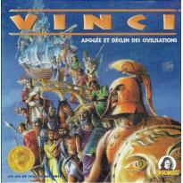 Vinci - Apogée et déclin des Civilisations (jeu de stratégie en VF)