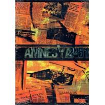 Amnesya 2K51 - Ecran de jeu & livret (jdr en VF) 001