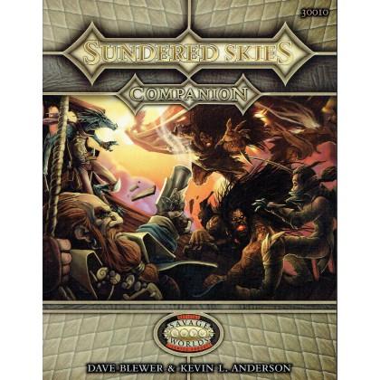 Sundered Skies - Companion (jdr Savages Worlds en VO) 001