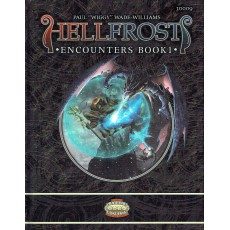 Hellfrost - Encounters Book 1 (Savage Worlds en VO)