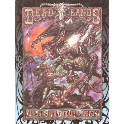"""Résultat de recherche d'images pour """"deadlands aller simple VF"""""""