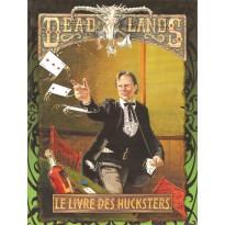 Le Livre des Hucksters (jdr Deadlands en VF) 001