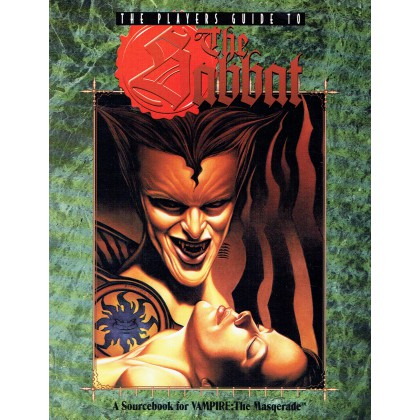The Players Guide to The Sabbat (Vampire The Masquerade en VO) 001
