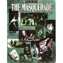 The Masquerade - Second Edition (Vampire pour GN en VO) 001