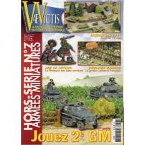 Vae Victis N° 7 Hors-Série Armées Miniatures (La revue du Jeu d'Histoire tactique et stratégique) 001