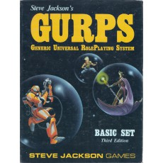 GURPS - Generic Universal RolePlaying System (Basic Set Third Edition en VO)