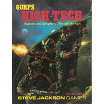 High-Tech (GURPS Second edition en VO)