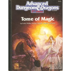 Tome of Magic (jdr AD&D 2e édition en VO)