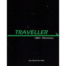 LBB1: Mercenary - Laz Guns for Hire (Traveller RPG en VO)