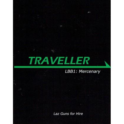 LBB1: Mercenary - Laz Guns for Hire (Traveller RPG en VO) 001