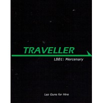 LBB1: Mercenary - Laz Guns for Hire (Traveller RPG en VO) 001