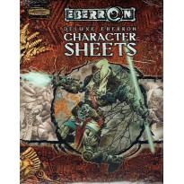 Eberron - Deluxe Character Sheets (jdr D&D 3.5 en VO) 001