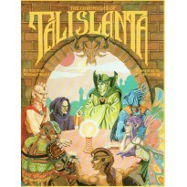 The Chronicles of Talislanta (jdr en VO) 001