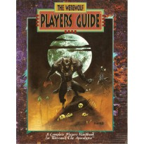 The Werewolf Players Guide (jdr Werewolf The Apocalypse en VO)