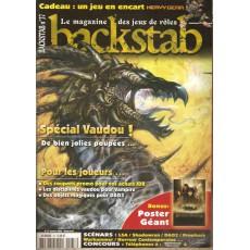 Backstab N° 37 (magazine de jeux de rôles)