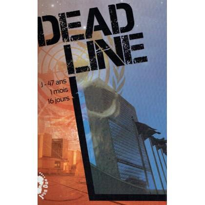Deadline - Livre de base (jdr éditions John Doe en VF) 001