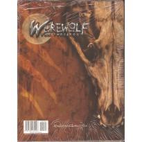 Character Sheet Pad (jdr Werewolf The Forsaken en VO)