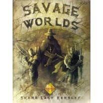 Savage Worlds - Livre de base (jdr en VO) 001