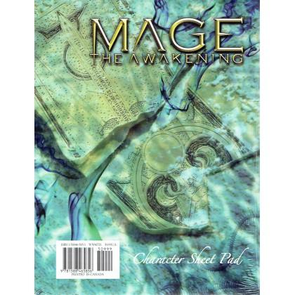 Character Sheet Pad (Mage The Awakening en VO) 001