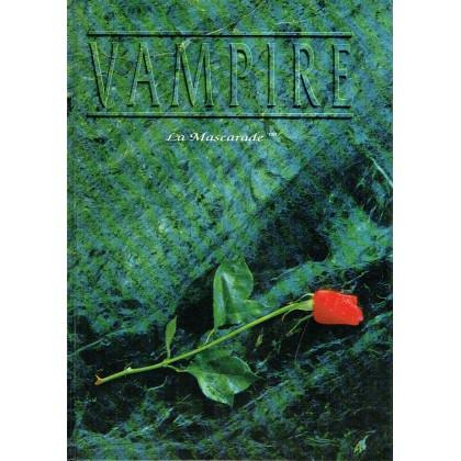 Vampire La Mascarade - Livre de Base (1ère édition en VF) 002