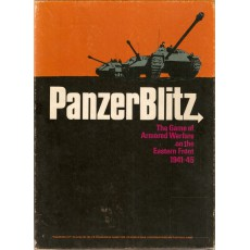 PanzerBlitz - Armoured Warfare on the Eastern Front 1941-45 (wargame Avalon Hill)