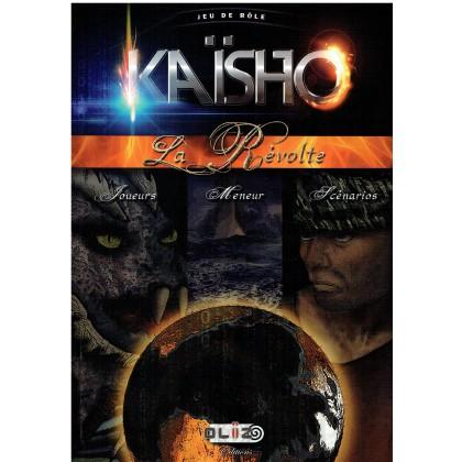 Kaïsho La Révolte - Livre de base (jdr en VF) 001