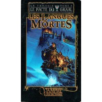 Les Langues Mortes - Tome 2 (Roman Vampire L'Age des Ténèbres) 001
