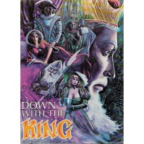 Down with the King (Fantasy Political game Avalon Hill) 001