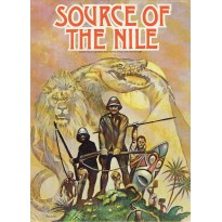 Source of the Nile - Game of African Exploration in the 19th Century (jeu Avalon Hill) 001