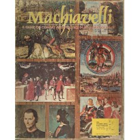 Machiavelli - A Game of Combat & Politics in Renaissance Italy (jeu Avalon Hill) 001