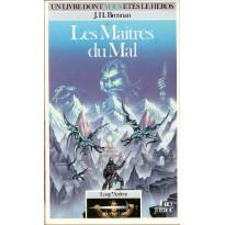 334 - Les Maîtres du Mal (Un livre dont vous êtes le Héros) 001