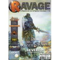 Ravage N° 46 (le Magazine des Jeux de Figurines Fantastiques) 002