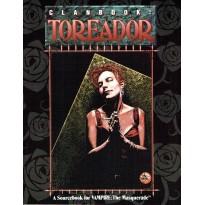 Clanbook - Toreador (Vampire The Masquerade jdr en VO)