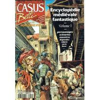 Casus Belli N° 14 Hors-Série - Encyclopédie Médiévale Fantastique Vol. 1 (magazine de jeux de rôle) 001