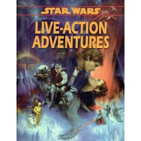 Live-Action Adventures (jdr Star Wars D6 en VO)