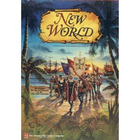 New World - The Age of Discovery in the 15th-18th Centuries (jeu Avalon Hill) 001