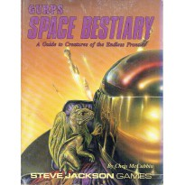 Space Bestiary (jdr GURPS First edition en VO) 001