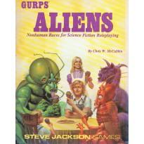 Aliens (jdr GURPS First edition en VO) 001